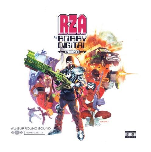 RZA As Bobby Digital by RZA