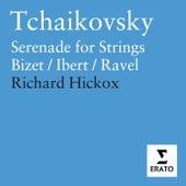 Tchaikovsky: Serenade for Strings etc. de Richard Hickox