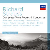 Richard Strauss - Complete Tone Poems & Concertos (13 Components) de Various Artists