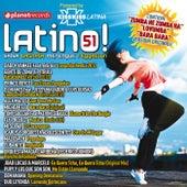 Latino 51 - Salsa Bachata Merengue Reggaeton von Various Artists