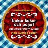 Perfekt musik när du bakar kakor och pajer! (Med musik från TV-succén