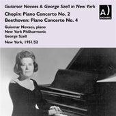 G. Novaes and G. Szell in New York by Guiomar Novaes