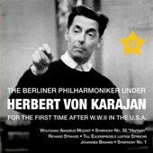 The Berliner Philharmoniker Under Herbert von Karajan von Various Artists