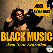 Black Music - 40 Essentials de New Soul Sensation
