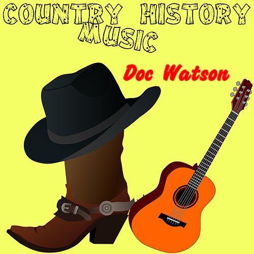 The First Recordings by Doc Watson