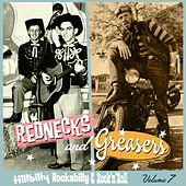 Rednecks & Greasers Vol. 7 de Various Artists