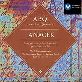 Janácek: String Quartets by Alban Berg Quartet