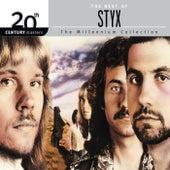 Best Of/20th Century by Styx