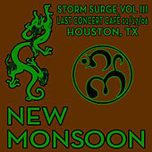 Last Concert Cafe Houston, TX Nov 17th, 2006 by New Monsoon