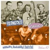 Rednecks & Greasers Vol. 10 von Various Artists