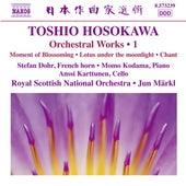 Toshio Hosokawa: Orchestral Works, Vol. 1 de Various Artists