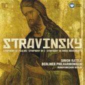 Stravinsky: Symphonies de Berliner Philharmoniker