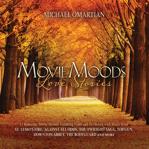 Movie Moods: Love Stories by Michael Omartian