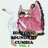 Historical Sounds Of Cumbia, Vol. 1 de Various Artists