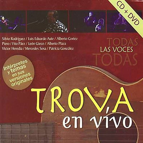 Trova En Vivo by Various Artists