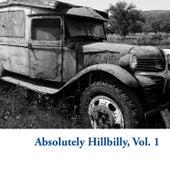 Absolutely Hillbilly, Vol. 1 de Various Artists