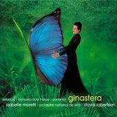 Ginastera: Concerto for Harp, Glosses, Estancia & Panambi Suites von Orchestre national de Lyon