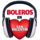 Boleros en San Valentin de Various Artists