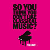 So You Think You Don't Like Classical Music? Vol. 1 de Various Artists