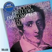Chopin: 24 Preludes Op.28 von Claudio Arrau