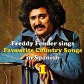 Sings Country by Freddy Fender