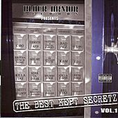 The Best Kept Secret Volume 1. von Various Artists