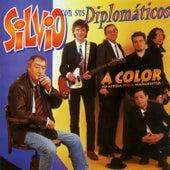 A Color de Silvio con sus Diplomaticos