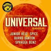 Universal Riddim - EP de Various Artists