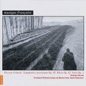 Florent Schmitt: Symphonie concertante, Rêves & Soirs by Orchestre Philharmonique De Monte-Carlo