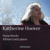 Katherine Hoover Piano Works by Mirian Conti