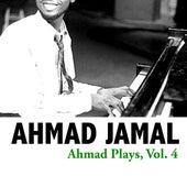 Ahmad Plays, Vol. 4 de Ahmad Jamal