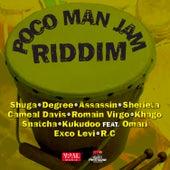 Poco Man Jam Riddim by Various Artists