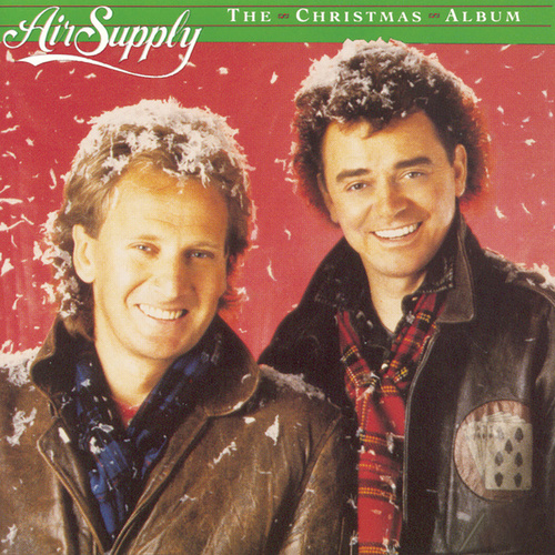The Christmas Album [Arista] by Air Supply