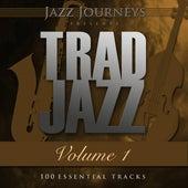 Jazz Journeys Presents Trad Jazz - Vol. 1 (100 Essential Tracks) by Various Artists