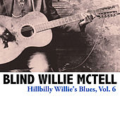 Hillbilly Willie's Blues, Vol. 6 by Blind Willie McTell