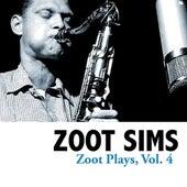 Zoot Plays, Vol. 4 de Zoot Sims