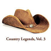 Country Legends, Vol. 3 by Various Artists