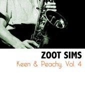 Keen & Peachy, Vol. 4 de Zoot Sims
