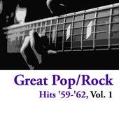 Great Pop/Rock Hits '59-'62, Vol. 1 de Various Artists