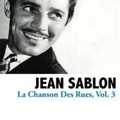 La chanson des rues, Vol. 3 von Jean Sablon