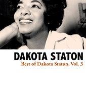 Best of Dakota Staton, Vol. 3 by Dakota Staton