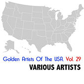 Golden Artists Of The USA, Vol. 29 by Various Artists