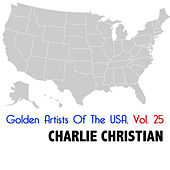 Golden Artists Of The USA, Vol. 25 de Charlie Christian