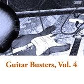 Guitar Busters, Vol. 4 de Various Artists