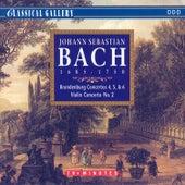 Bach: Brandenburg Concertos Nos. 4, 5 & 6, Violin Concerto No. 2 by Various Artists