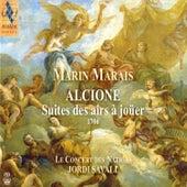 Marin Marais: Alcione (Suite des airs à joüer) de Le Concert des Nations