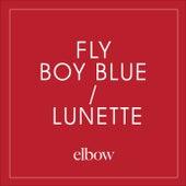Fly Boy Blue / Lunette by elbow