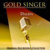 Gold singer (Original recordings collection remastered) de Dalida