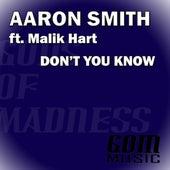 Don't You Know - Single von Aaron Smith