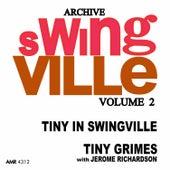 Swingville Volume 2: Tiny In Swingville by Jerome Richardson